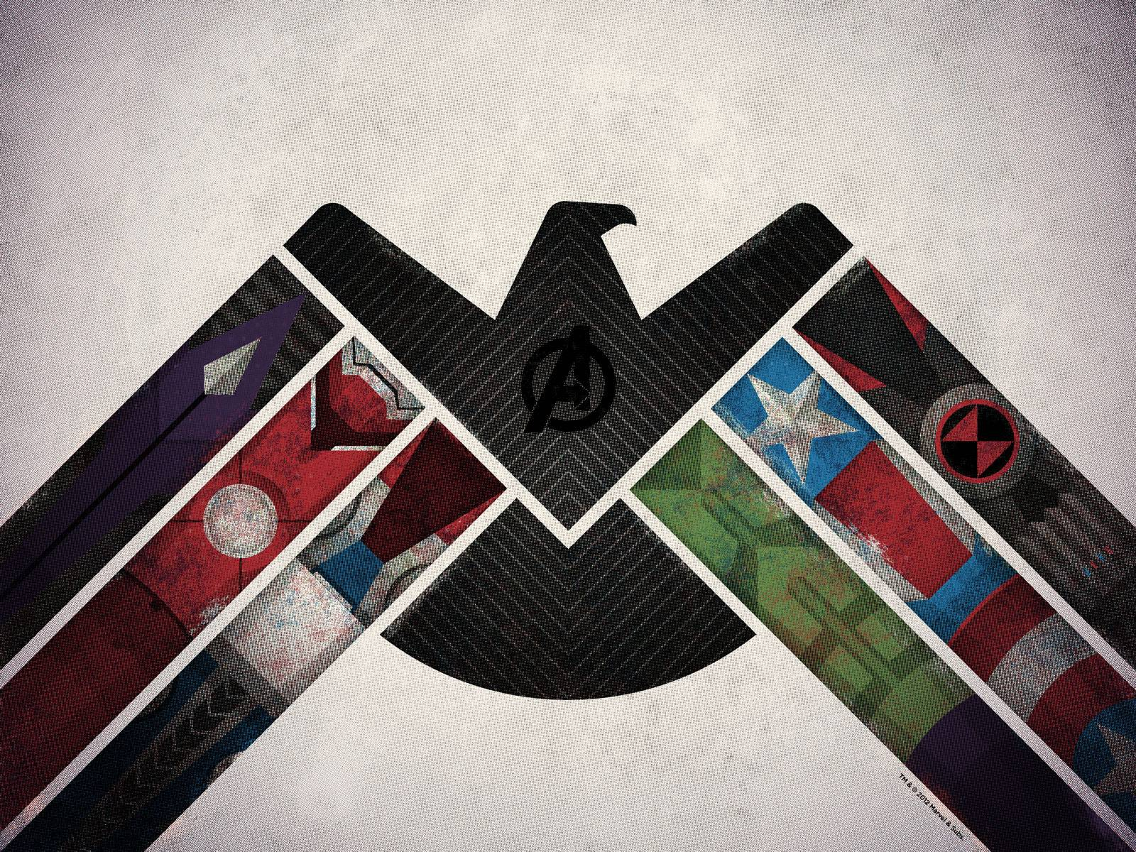 avengers comic logo wallpaper -#main