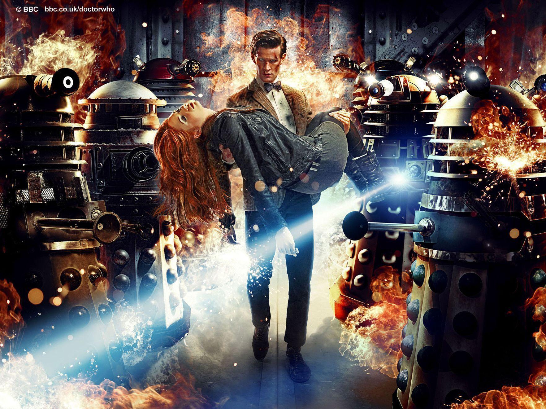 Doctor Who Matt Smith Wallpapers Wallpaper Cave