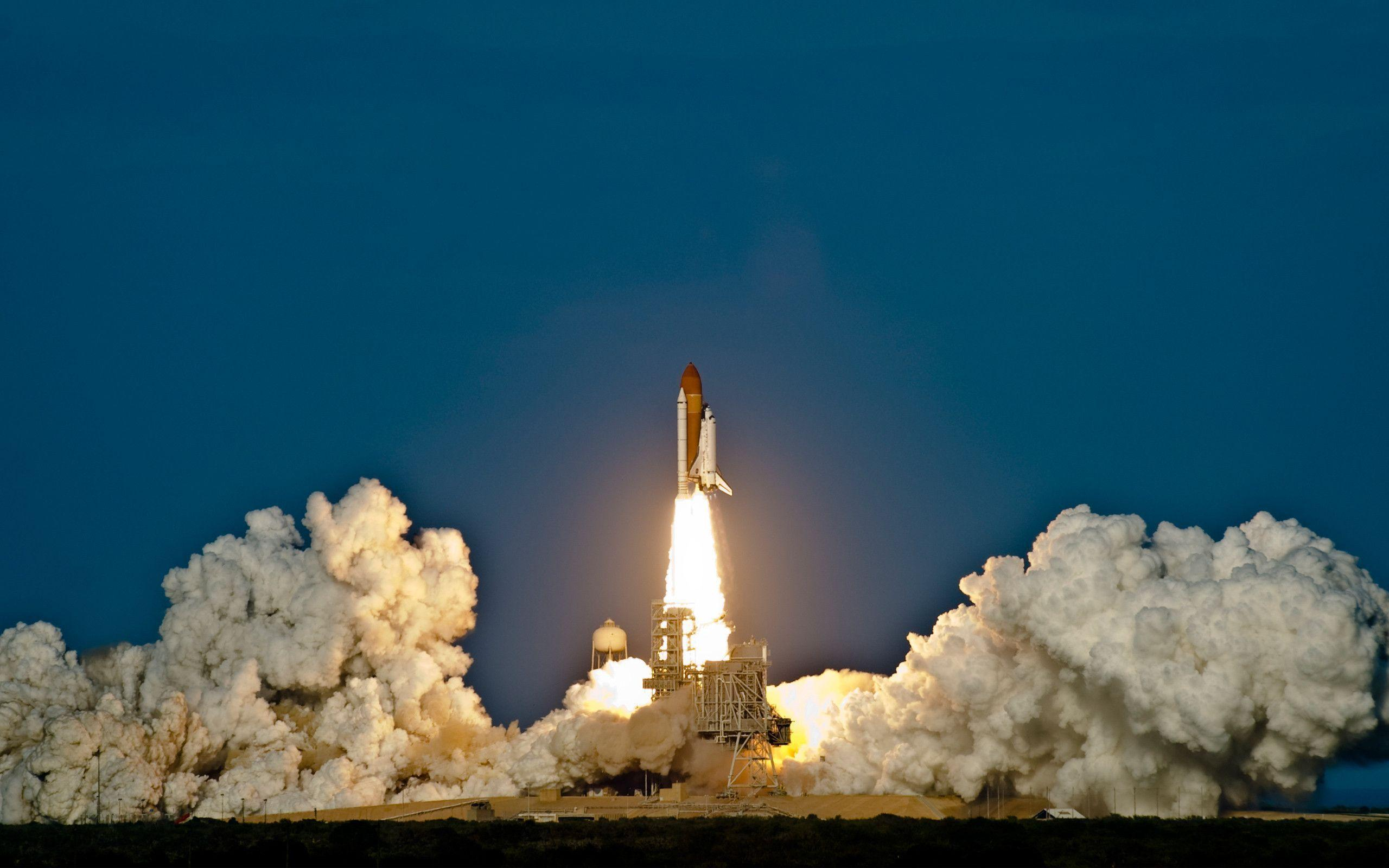 Space Shuttle Discovery Launch Wallpapers
