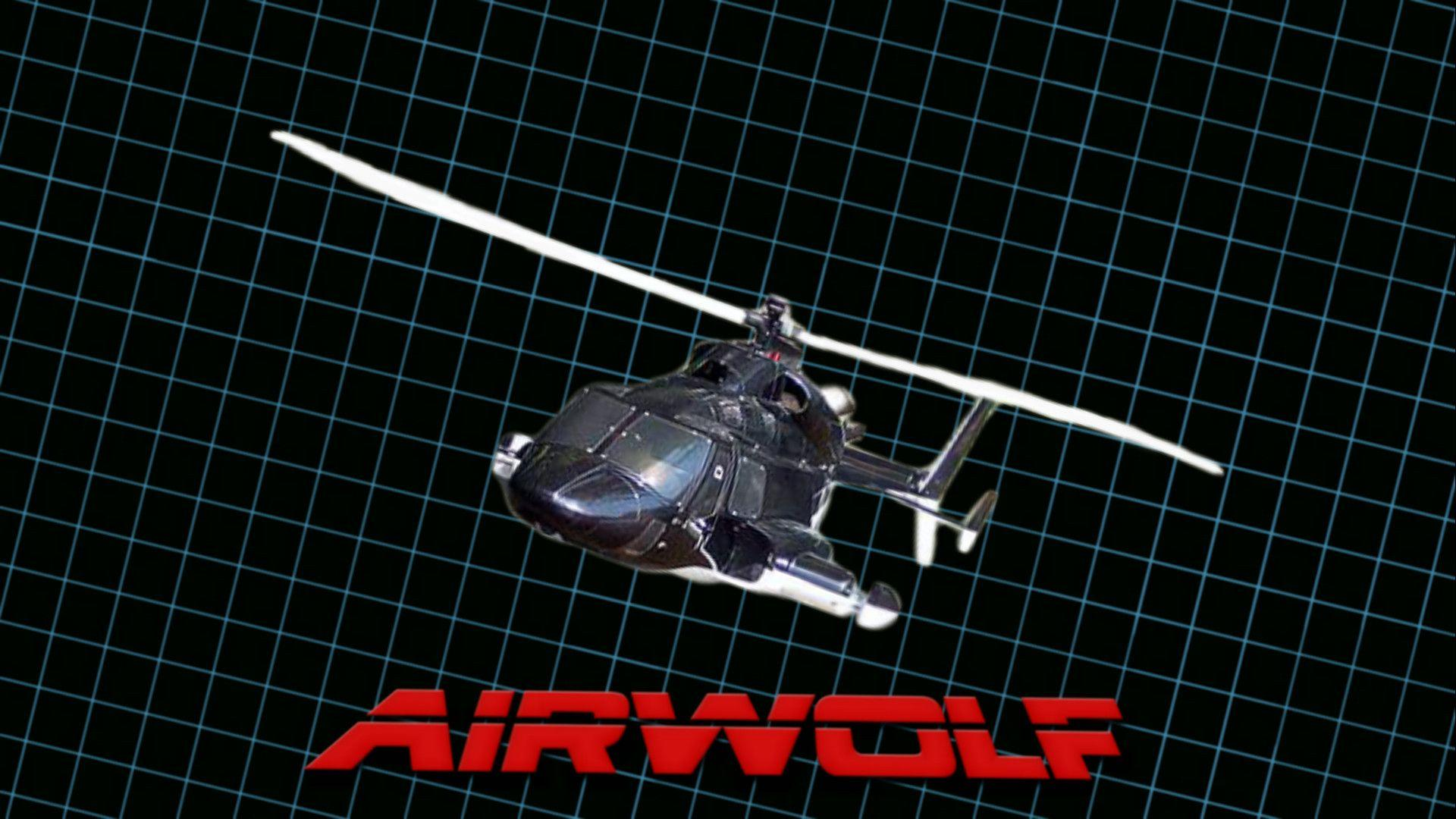 Airwolf Wallpapers Wallpaper Cave