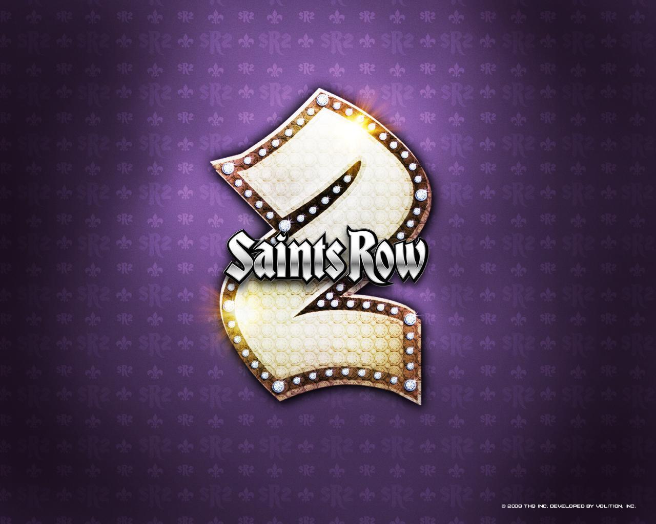 saints row 2 logo wwwpixsharkcom images galleries