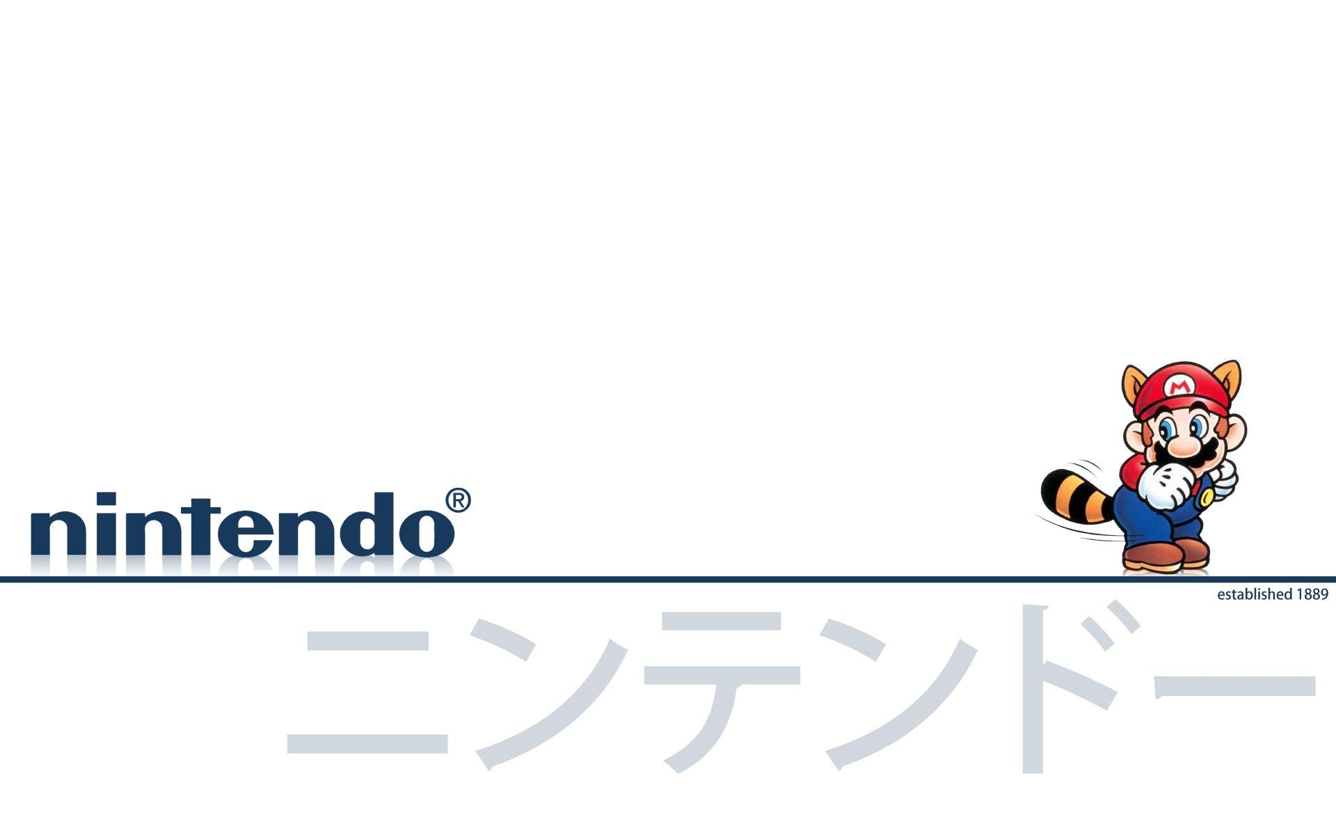 Nintendo Wallpapers - Wallpaper Cave