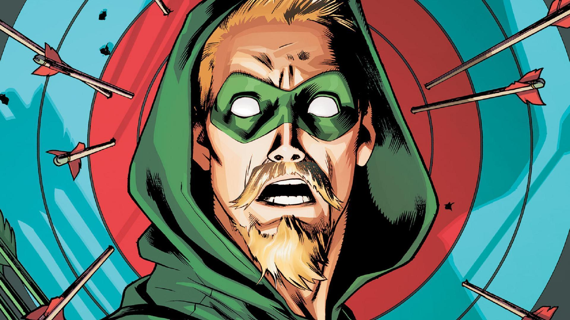 Cartoon Excellence – Green Arrow