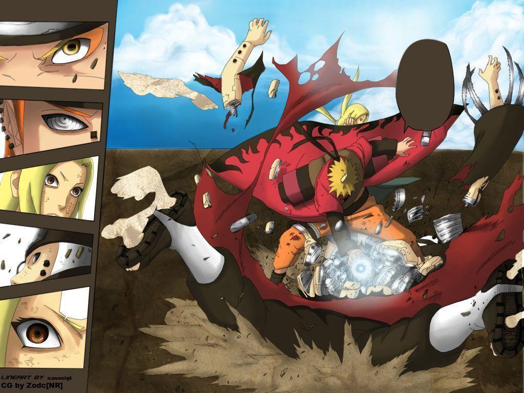 Naruto Sage Mode Wallpapers - Wallpaper Cave