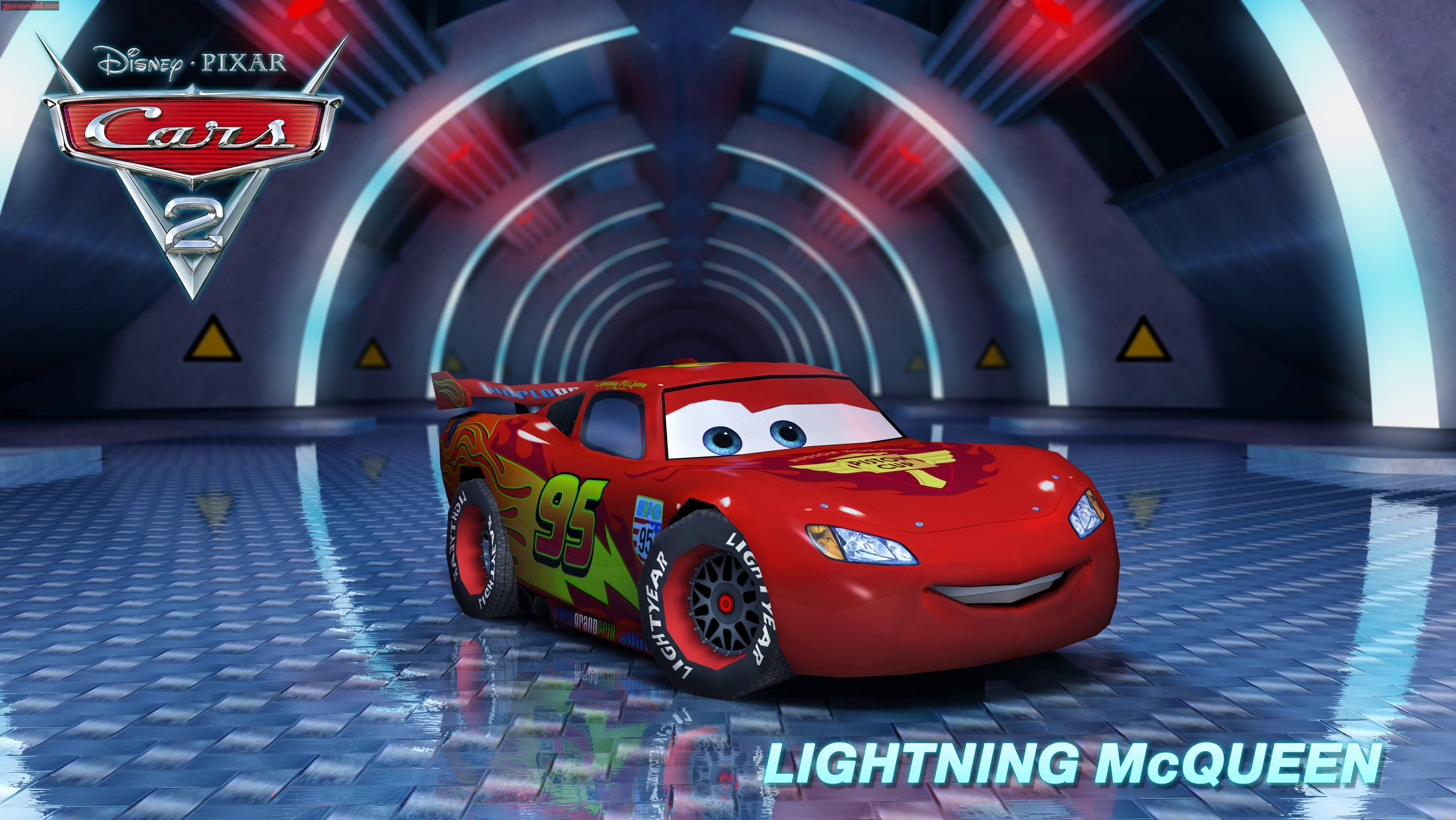 Cars lightning mcqueen wallpaper