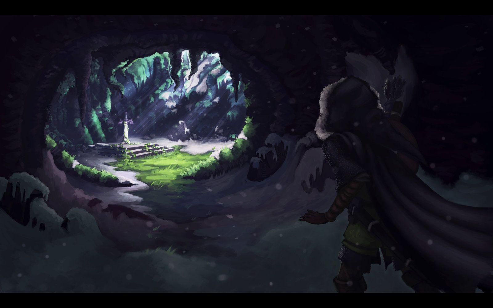 Master Sword Wallpapers - Wallpaper Cave
