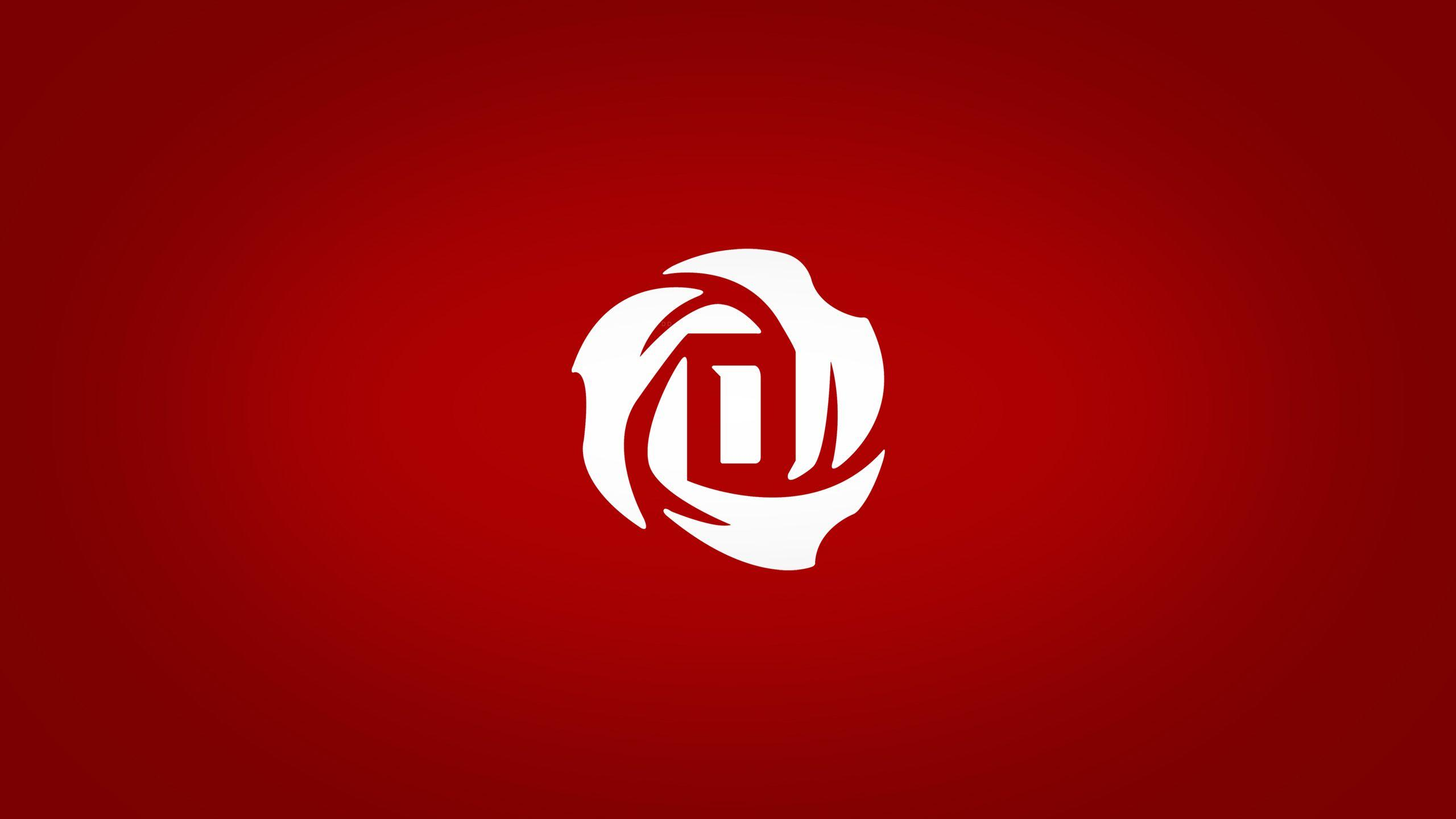 Wallpaper Derrick Rose Drose Logo Red