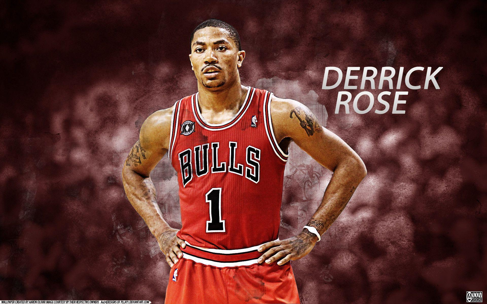 Derrick Rose MVP Wallpapers - Wallpaper Cave