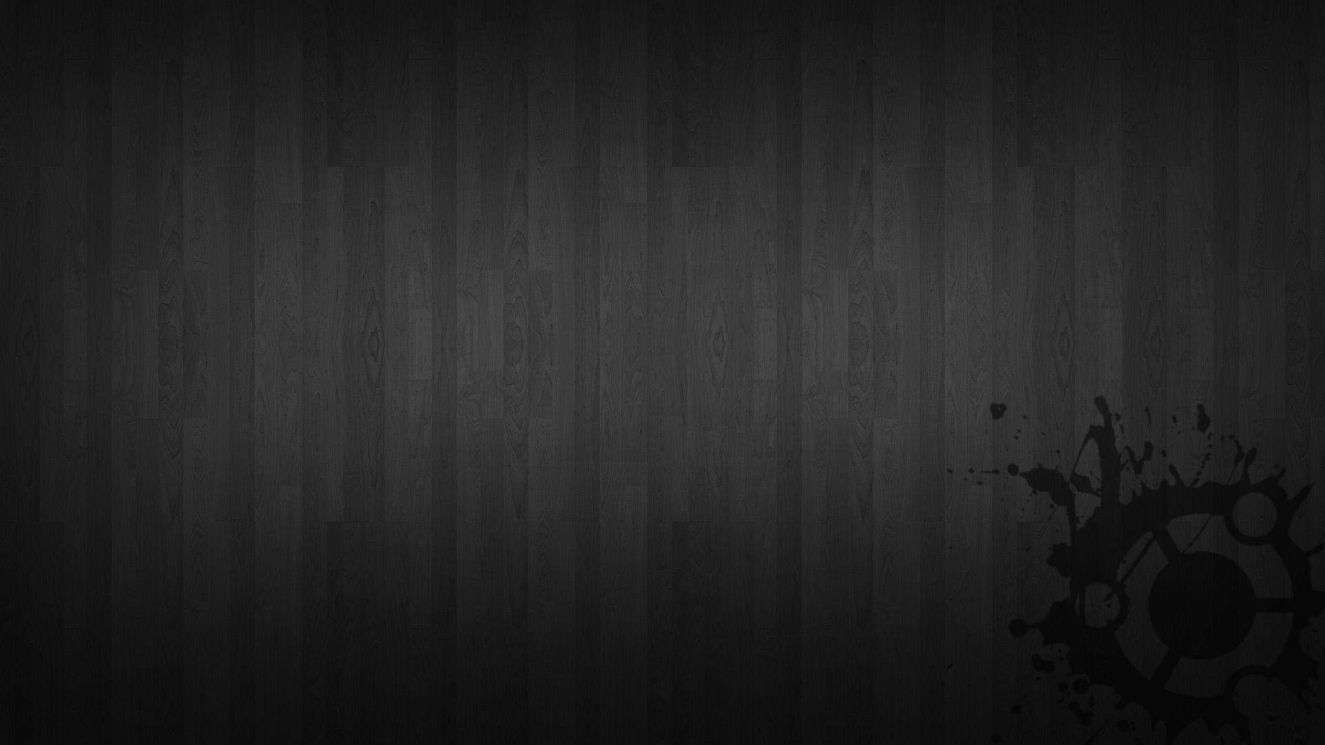 Задний фон темный