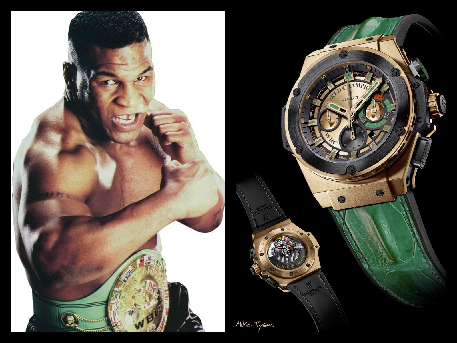 Mike Tyson watch wallpapers and images - wallpapers, pictures, photos