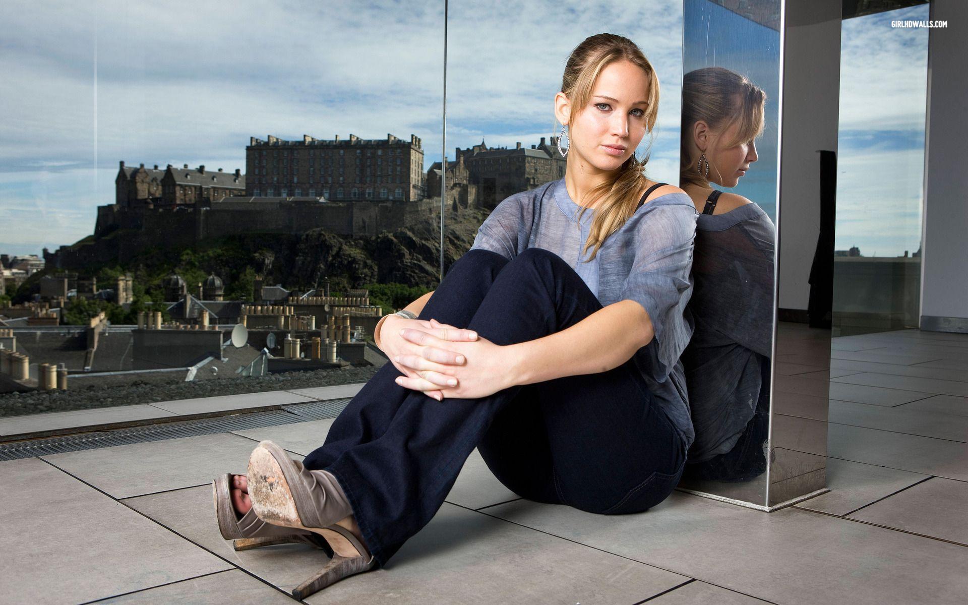 Jennifer Lawrence Smile Wallpaper For PC 9466 #12385 Wallpaper ...