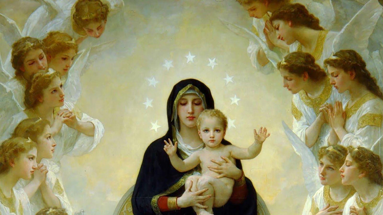 Bunda Maria dalam Ajaran Gereja Katolik