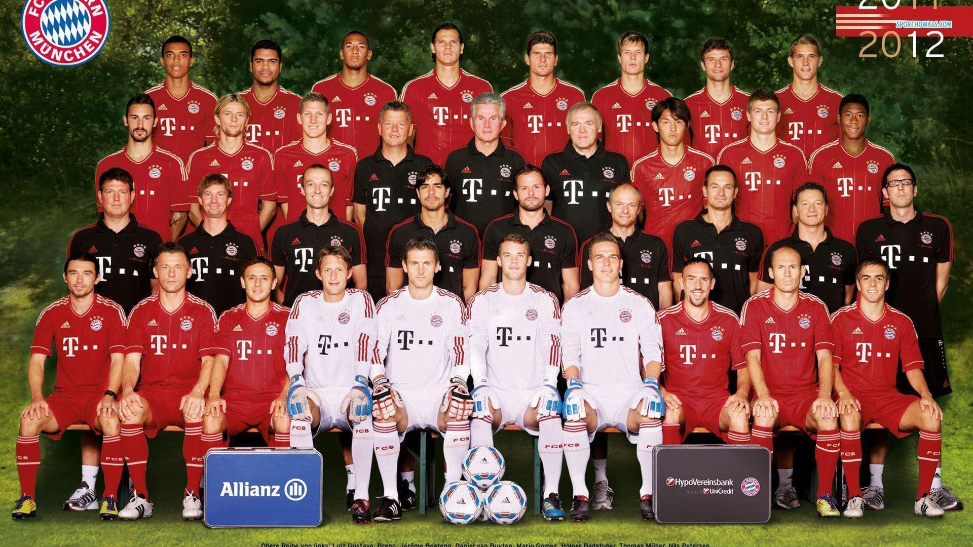 FC Bayern Munich HD Wallpapers