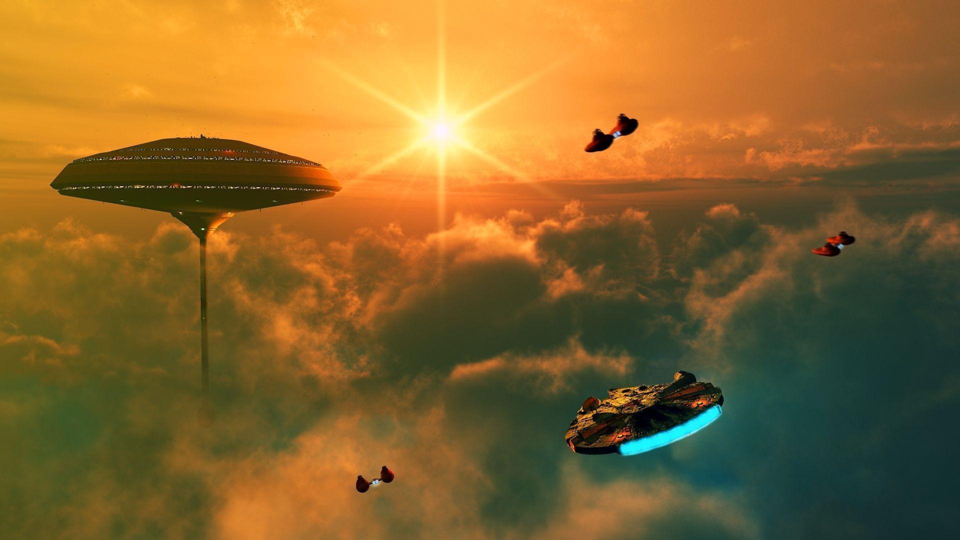 Sci Fi Desktop Backgrounds: Sci Fi Desktop Backgrounds