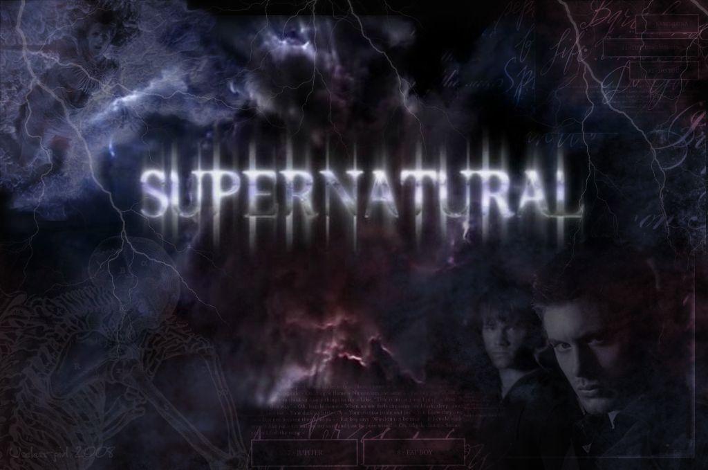 supernatural desktop backgrounds wallpaper cave