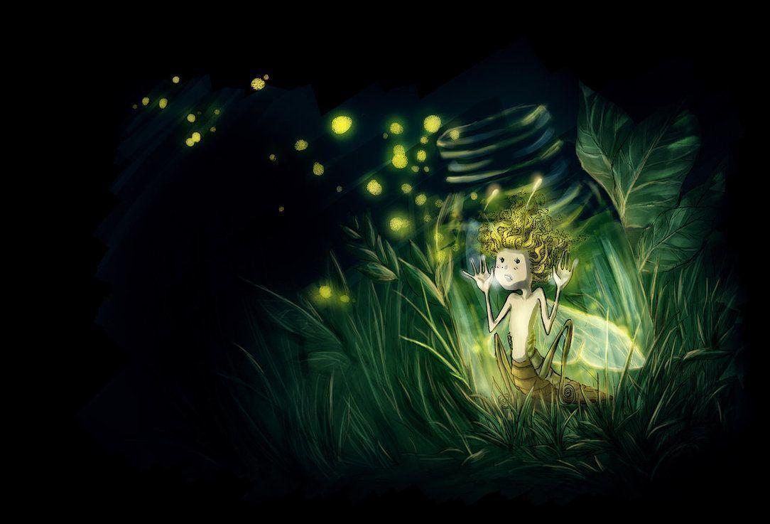 Fireflies Wallpapers Wallpaper Cave