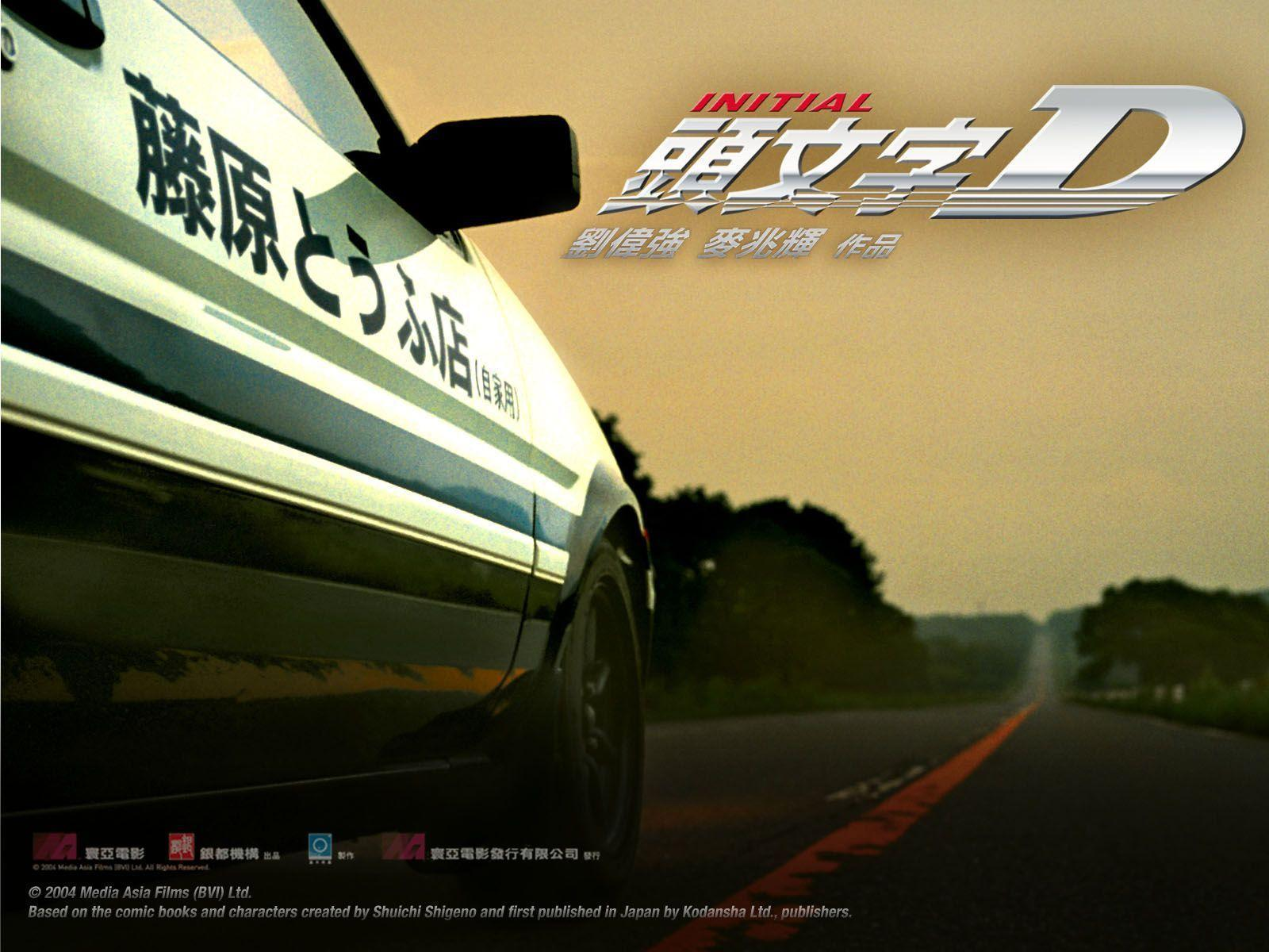 Pix For > Initial D Ae86 Wallpapers