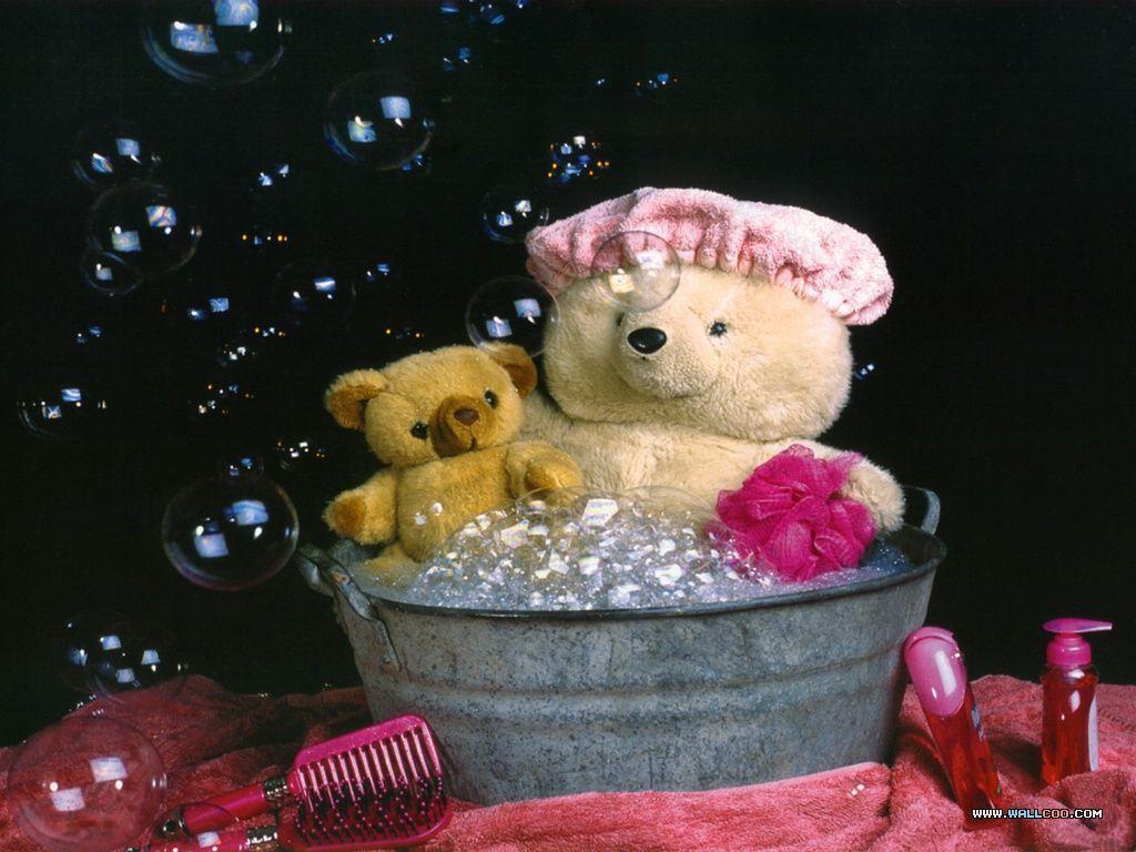 عکس عروسک خرس