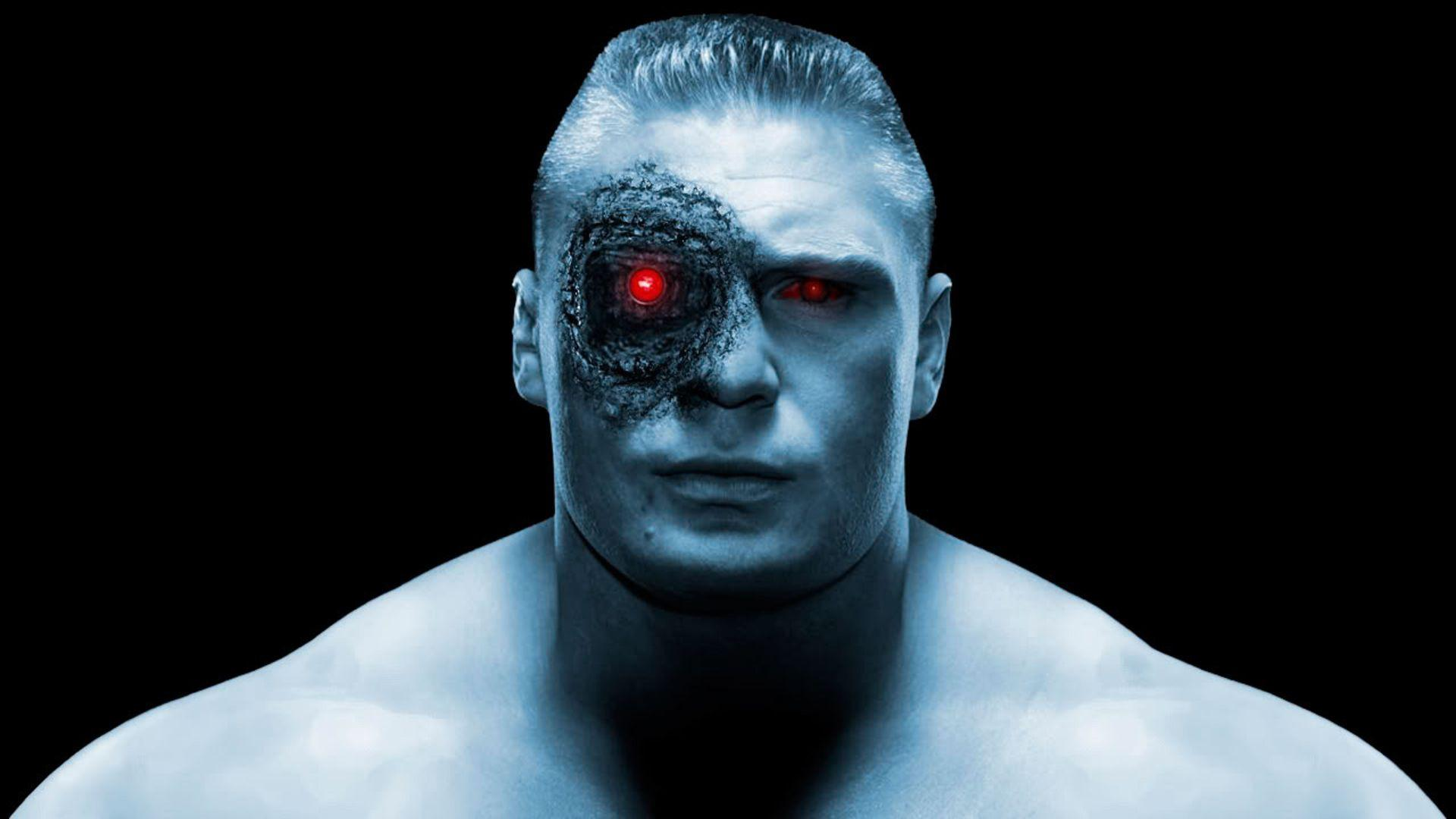 Brock Lesnar Terminator Wallpapers 1920x1080
