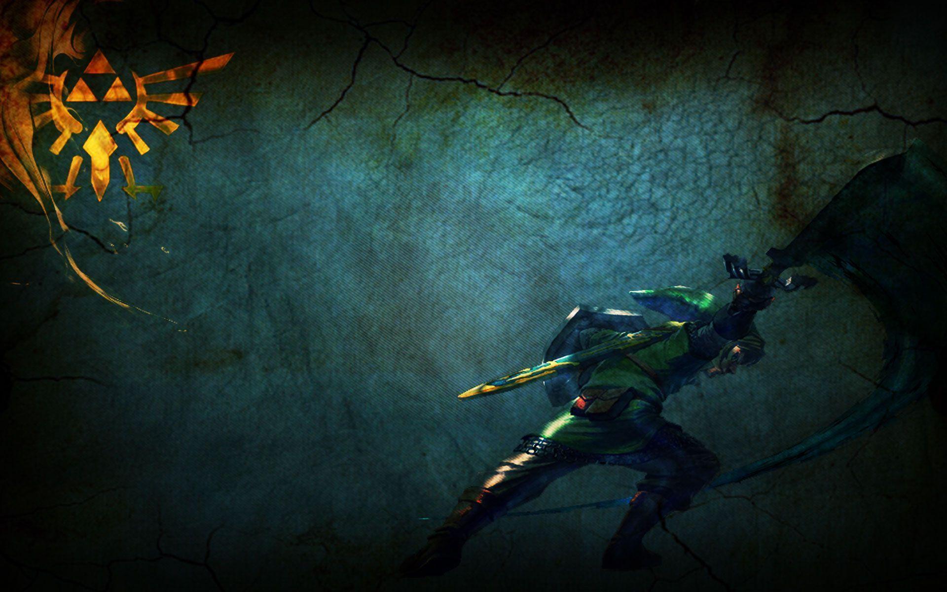 1080p Zelda Wallpaper: Zelda Desktop Backgrounds