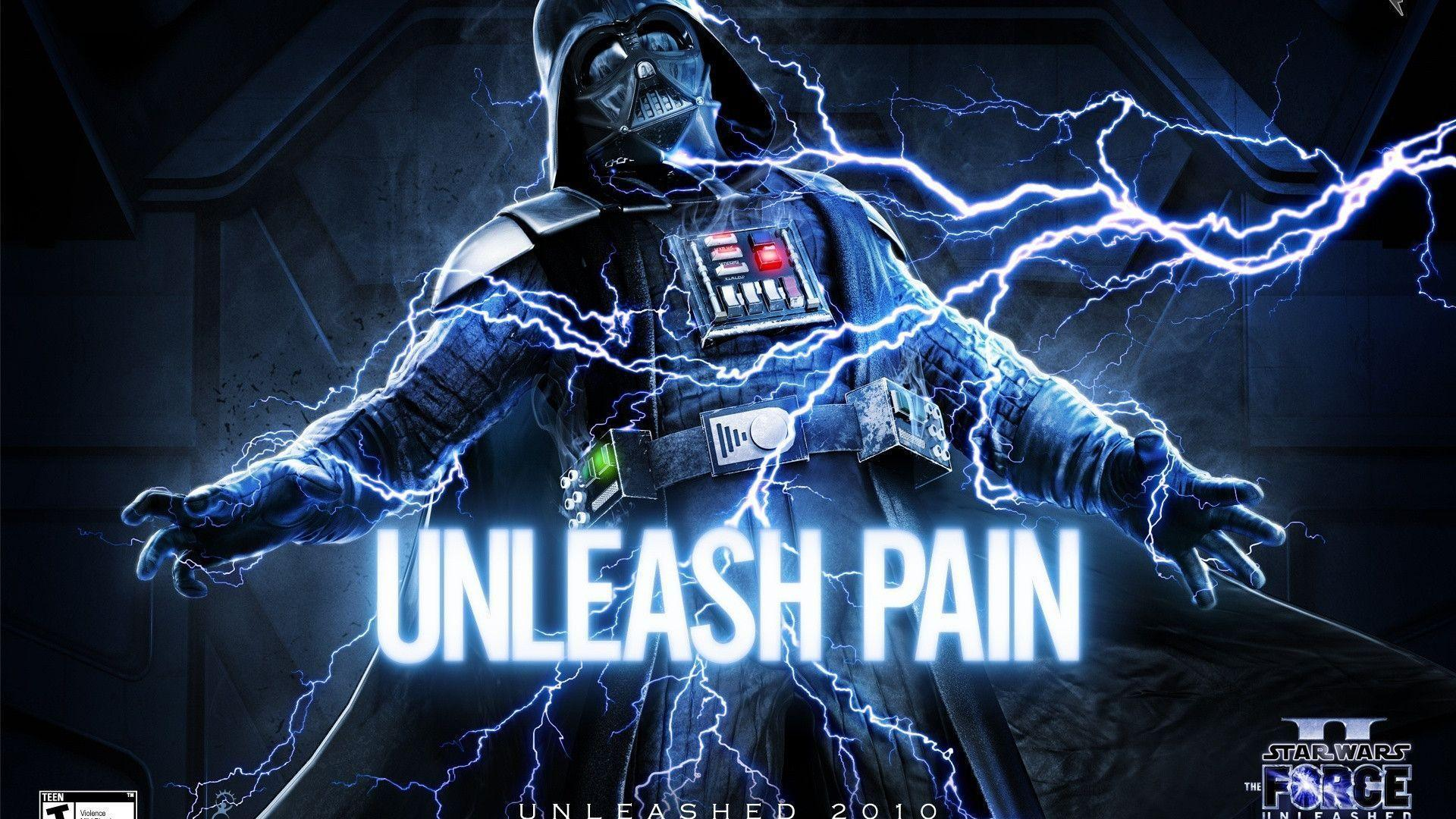 1920x1080 Star Wars: Force Unleashed 2 desktop PC and Mac wallpapers
