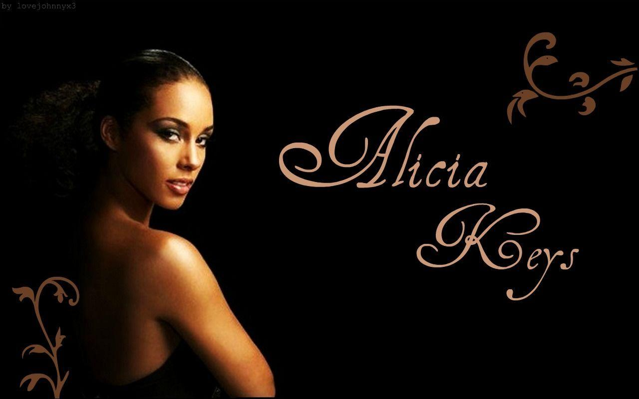 Alicia Keys Wallpaper - Alicia Keys Wallpaper (25408520) - Fanpop