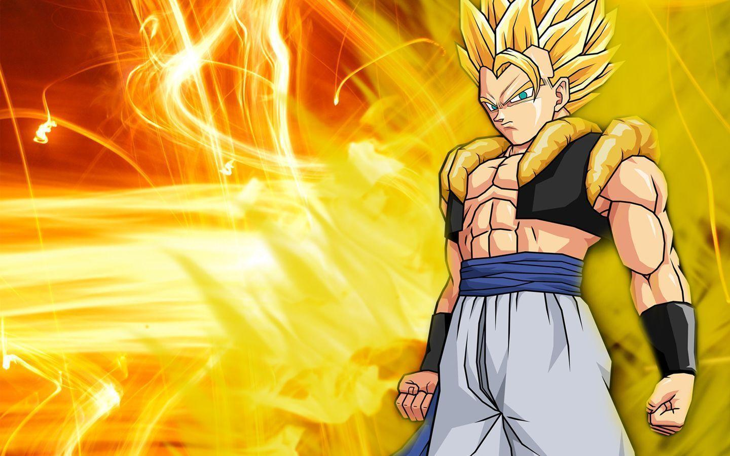 Image Result For Gogeta Blue Wallpapers