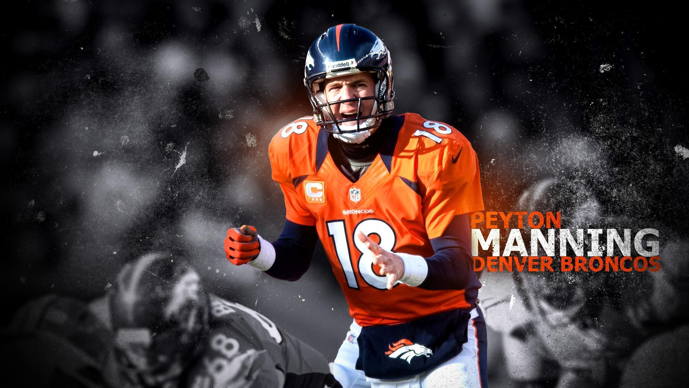 Nfl Player Cool Images: Peyton Manning Wallpapers