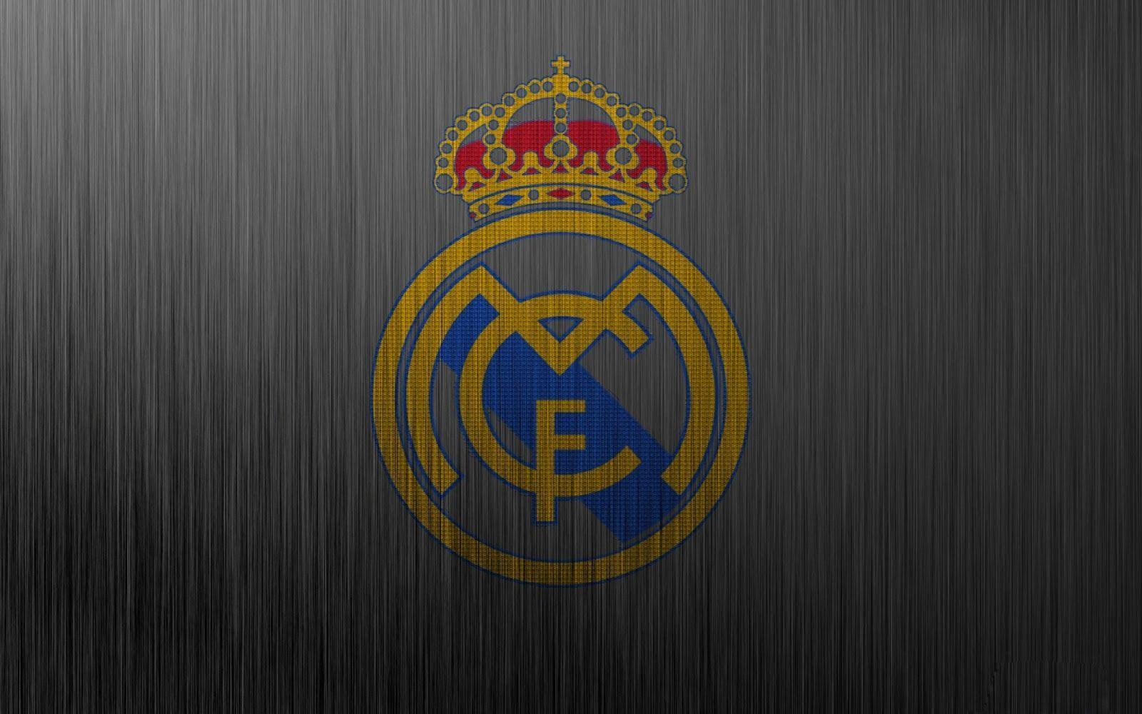 Real Madrid Logo HD Desktop Wallpaper #4723 | Hdwidescreens.
