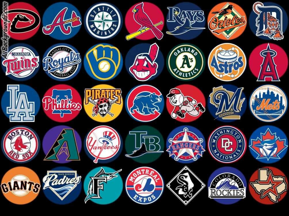 Baseball Teams Names List Major League Ba...
