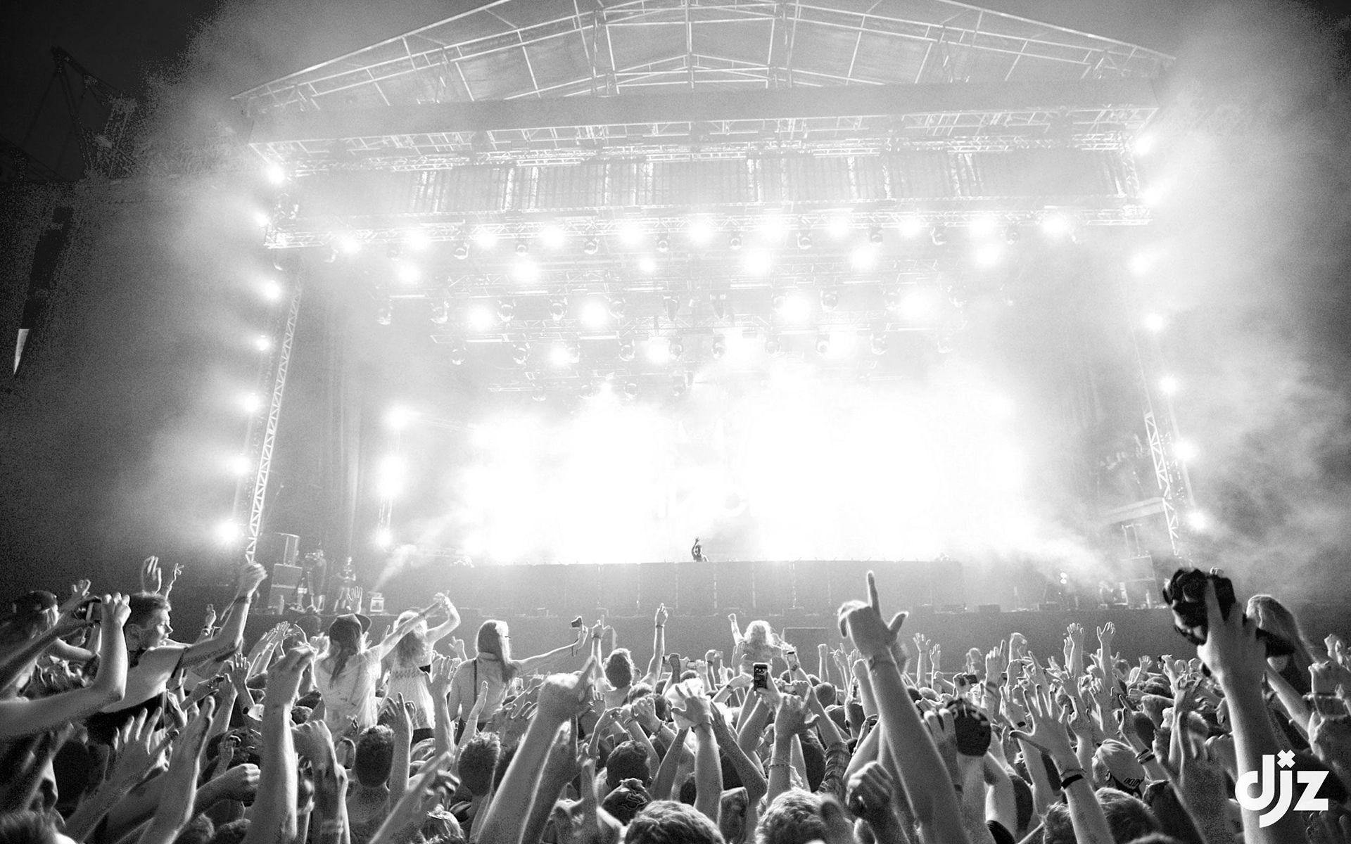 edm concert background - photo #32
