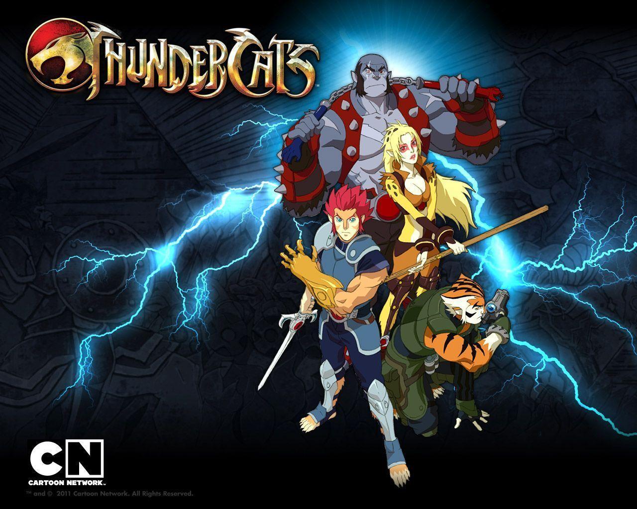 Thundercats Wallpapers Hd Wallpaper Cave