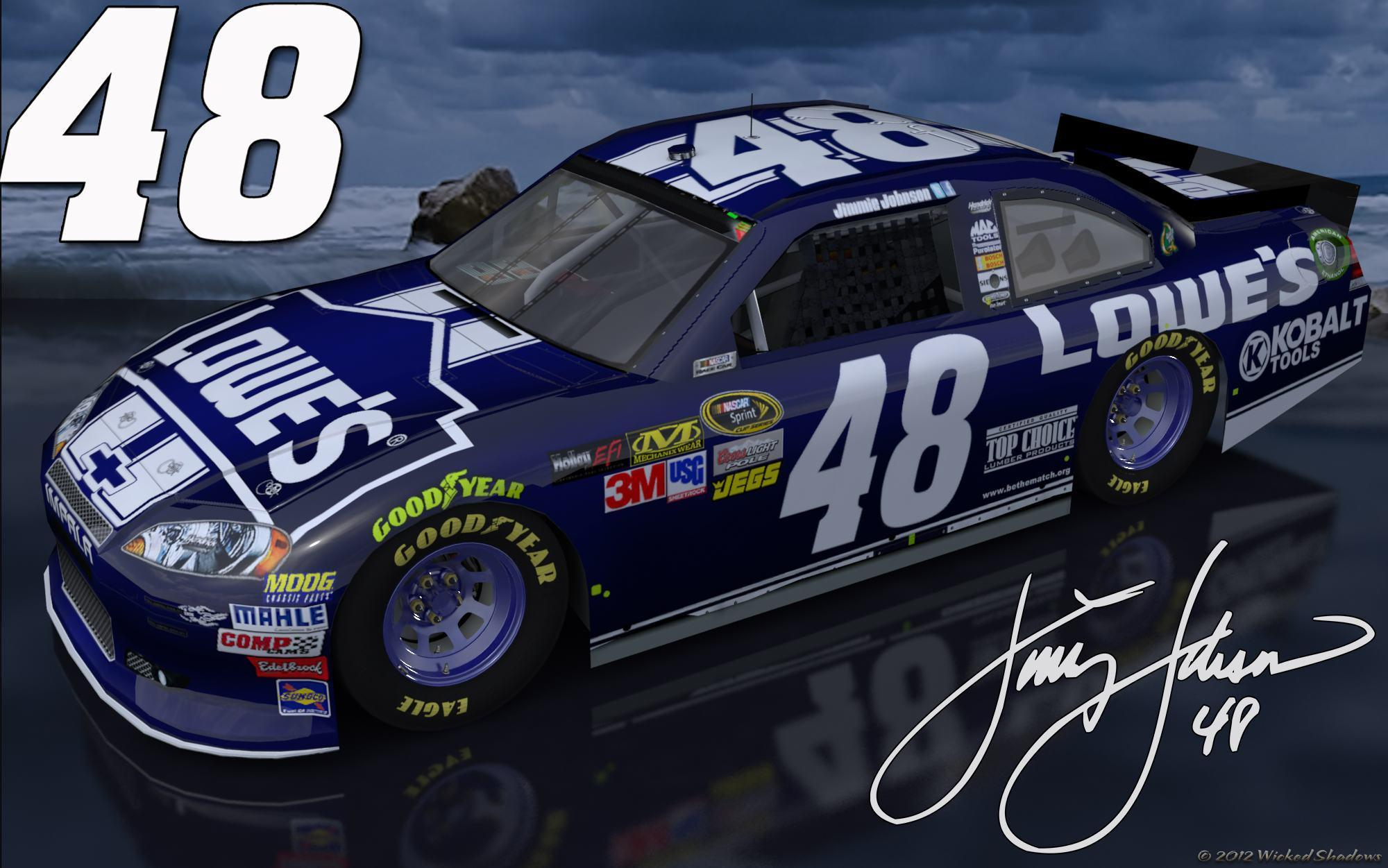 Jimmie Johnson Desktop Wallpapers - Wallpaper Cave