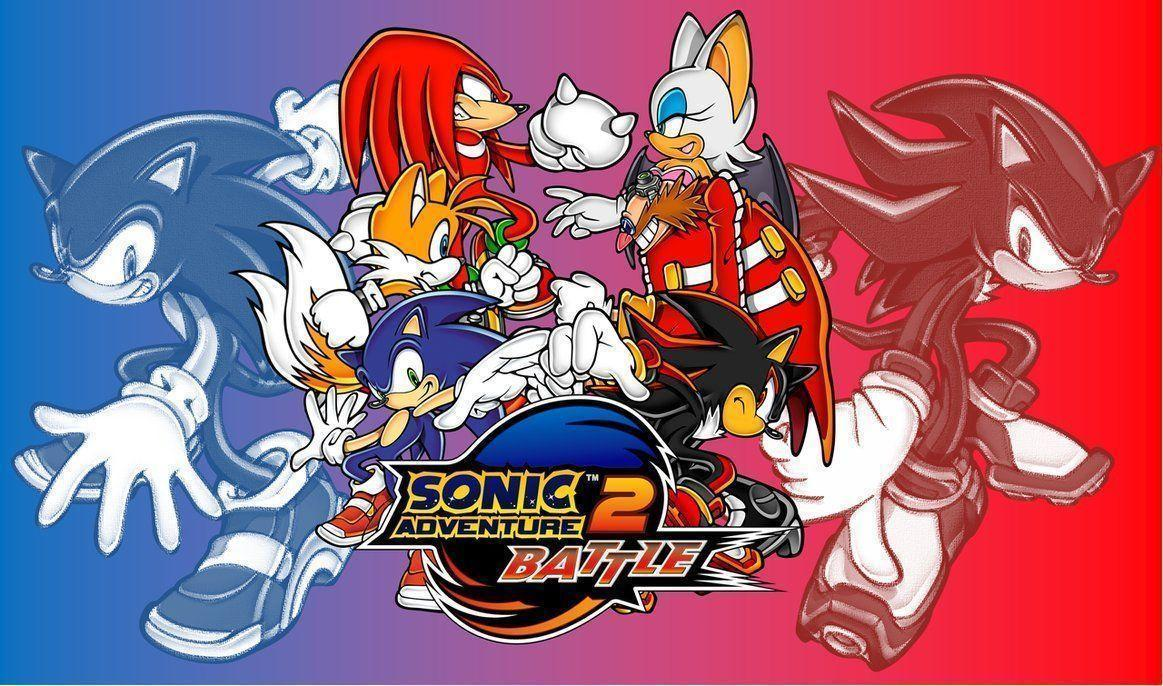 Sonic Adventure 2 Battle Wallpapers Wallpaper Cave