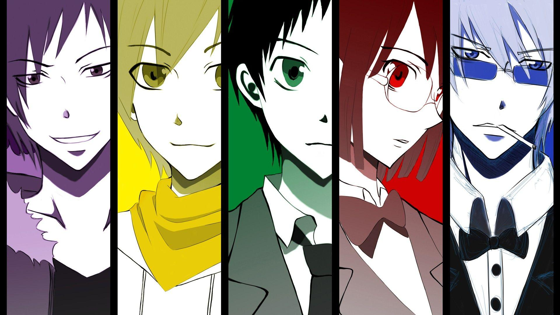 durarara backgrounds wallpaper cave