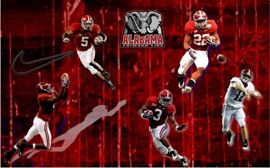 Pix For > Alabama Crimson Tide Wallpapers For Ipad