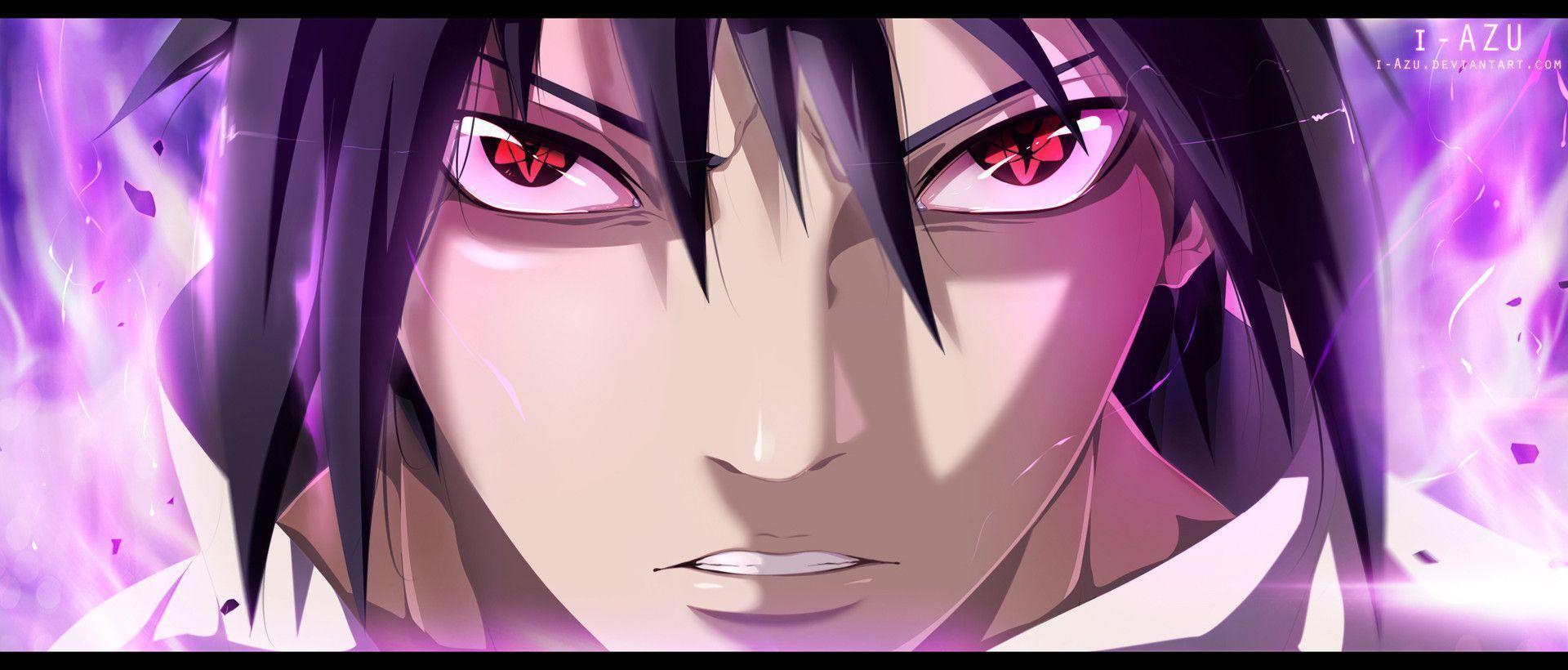 sasuke s sharingan wallpaper - photo #12