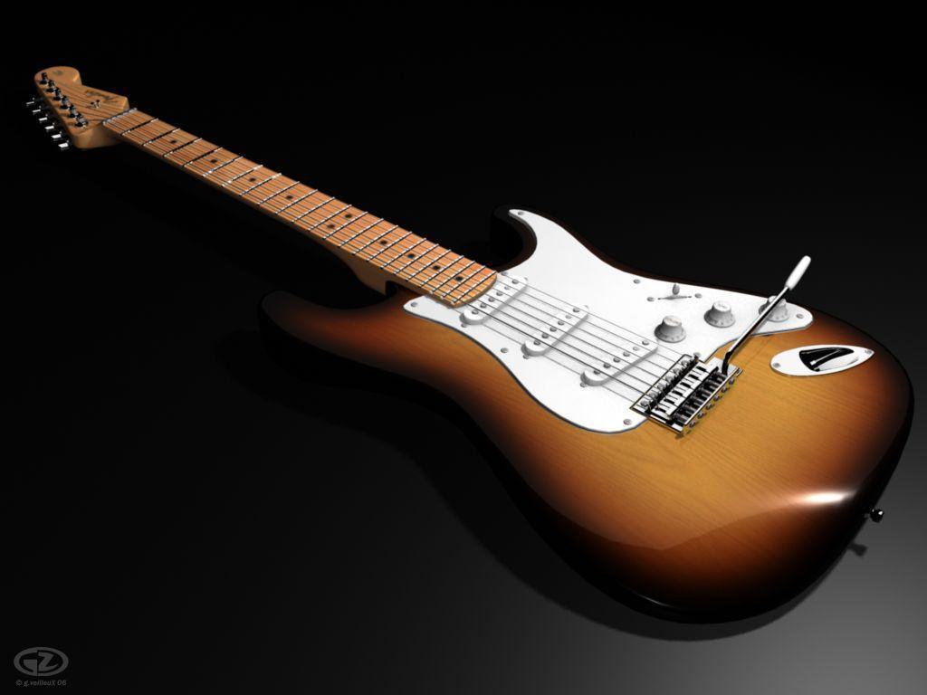 Fender Stratocaster by ghypz on DeviantArt