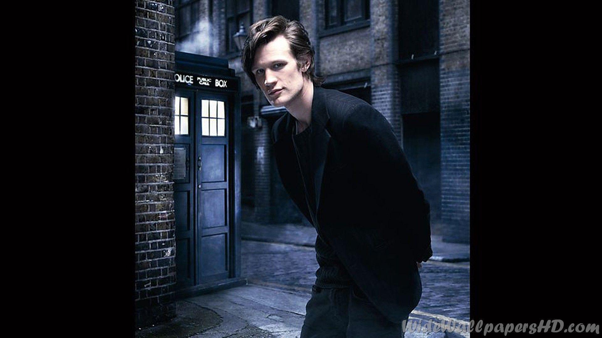 Doctor Who Matt Smith Wallpapers - Wallpaper Cave