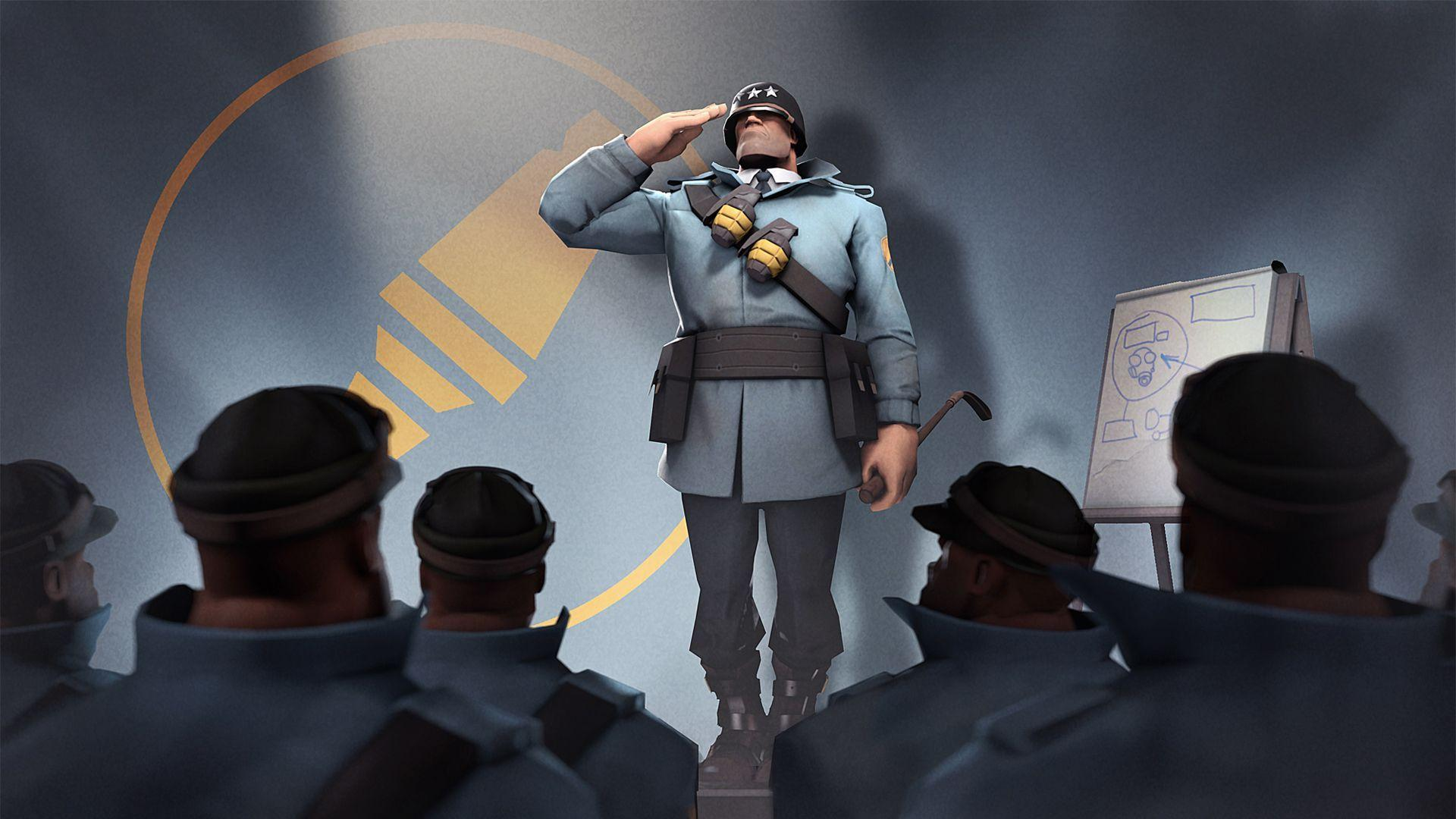 team fortress 2 soldier wallpapers wallpaper cave