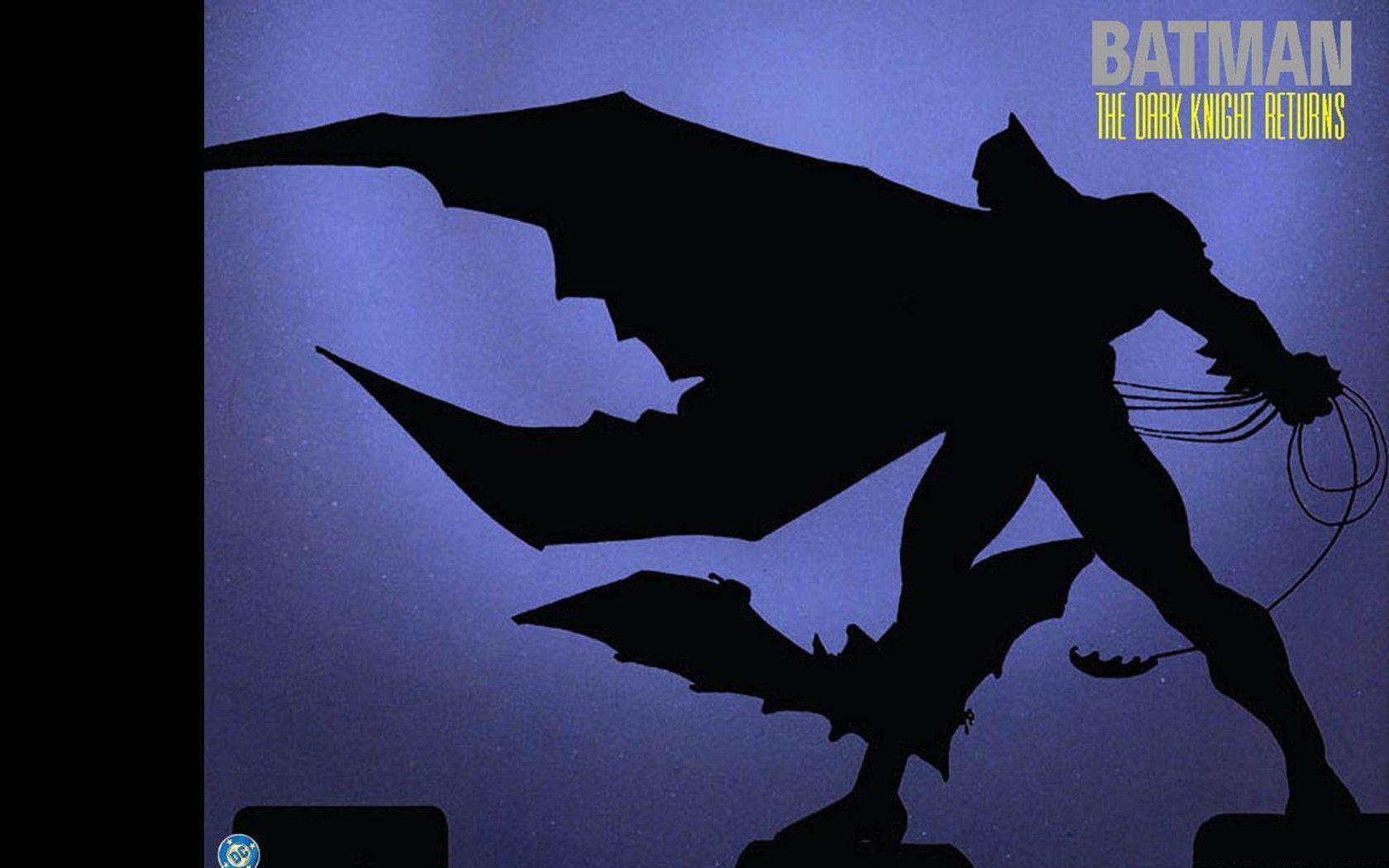 The Dark Knight Returns Wallpapers Wallpaper Cave
