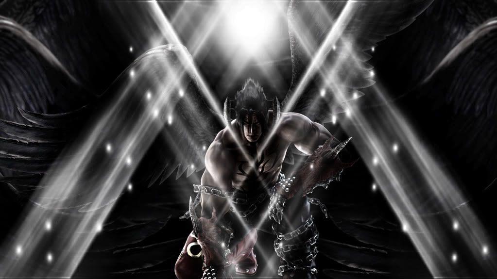 Tekken 6 Devil Jin Wal...
