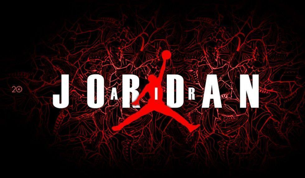 Air Jordan Logo Wallpapers - Wallpaper Cave