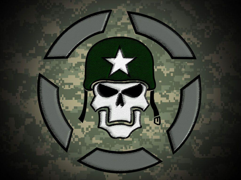 Army Soldier Skull Wallpapers Image & Pictures