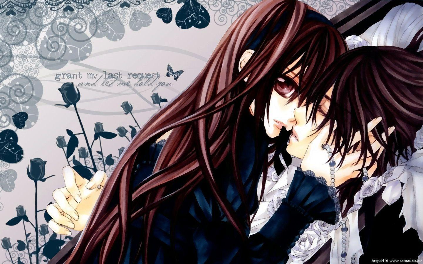 vampire knight wallpaper hd - photo #2