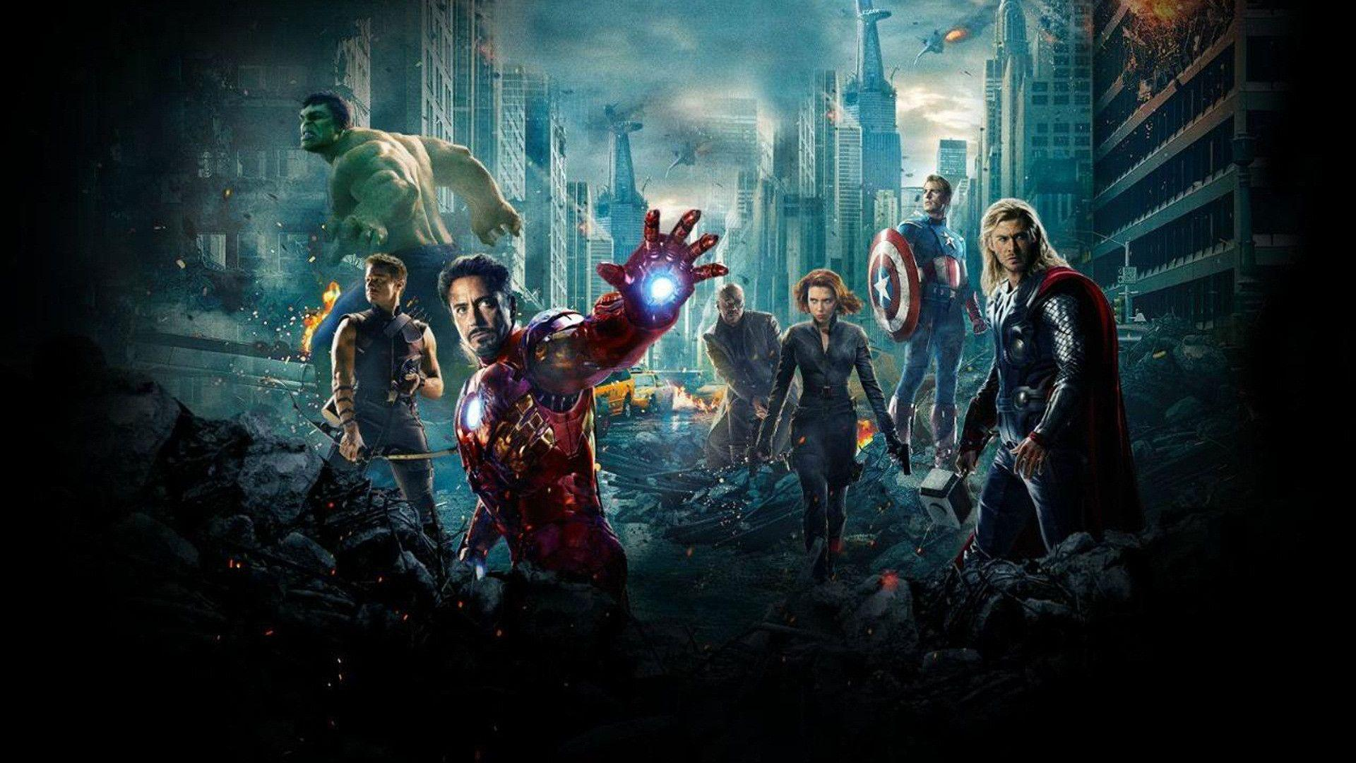 Wallpapers For > Avengers Wallpapers Hd