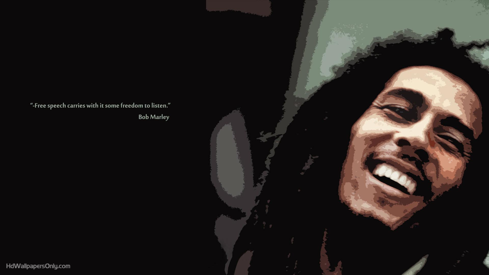 Wallpapers For > Bob Marley Wallpaper Widescreen
