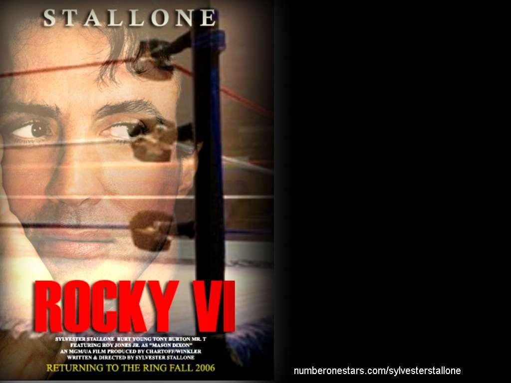 Rocky Balboa Wallpaper 1 / 1024x768 Pixel