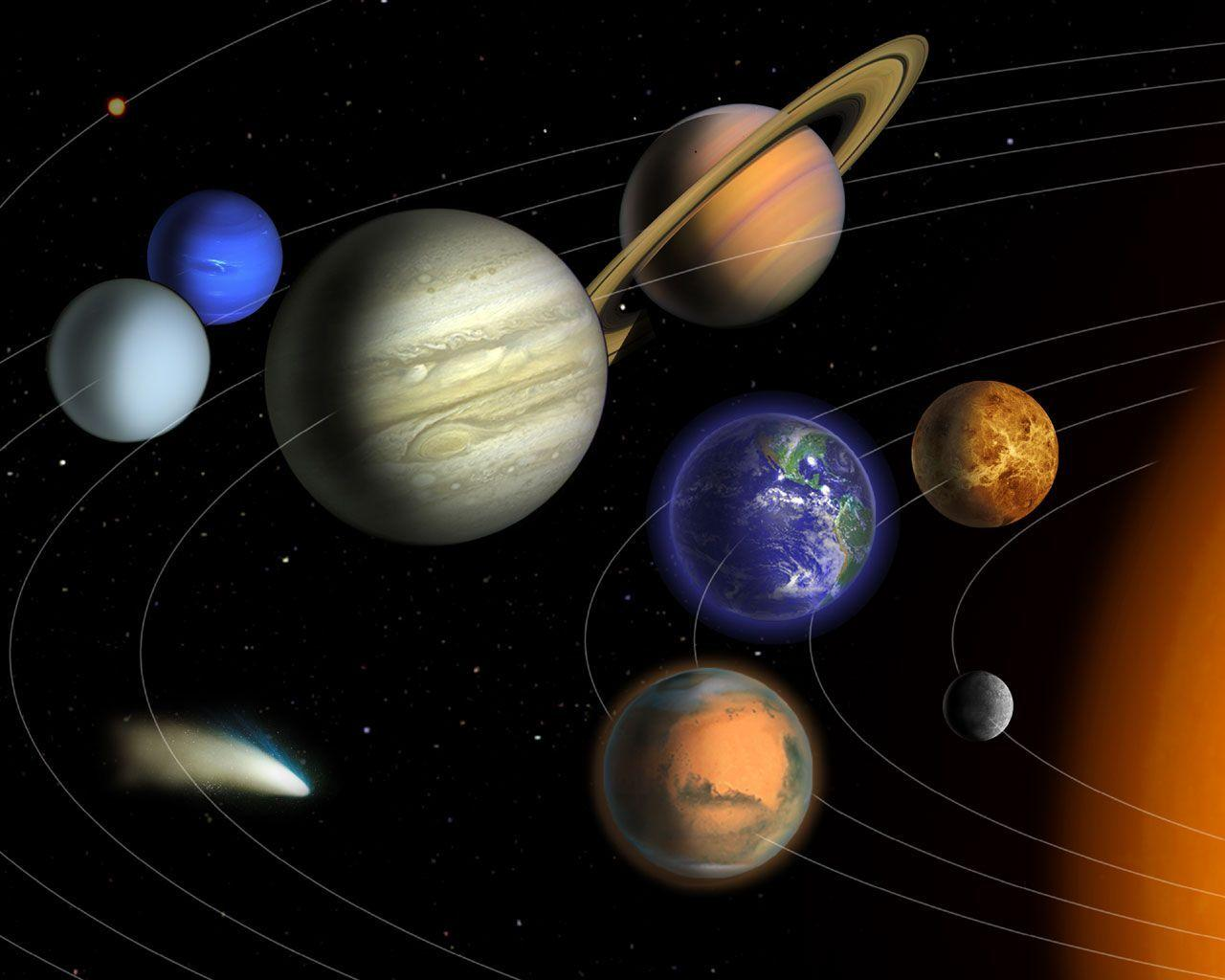 solar system hd background - photo #9