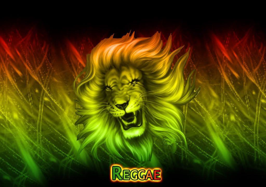 Rasta Lion Wallpapers - Wallpaper Cave